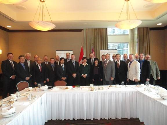 General - Christy Clark Roundtable