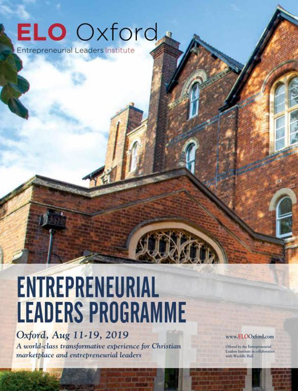 2019 Oxford Brochure